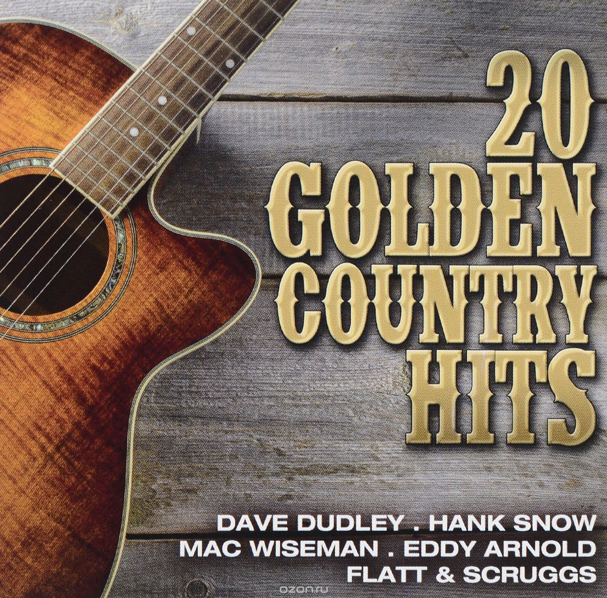 20 Golden Country Hits